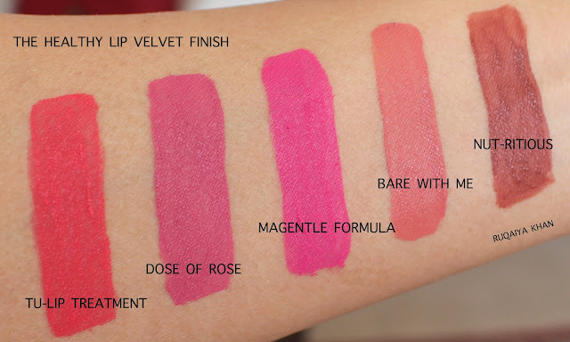 cherimoya very velvet liquid lipstick review