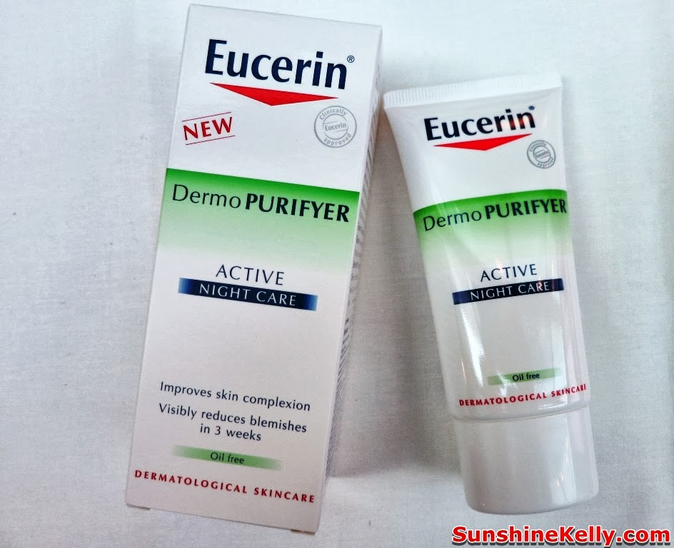 eucerin dermopurifyer hydrating care review