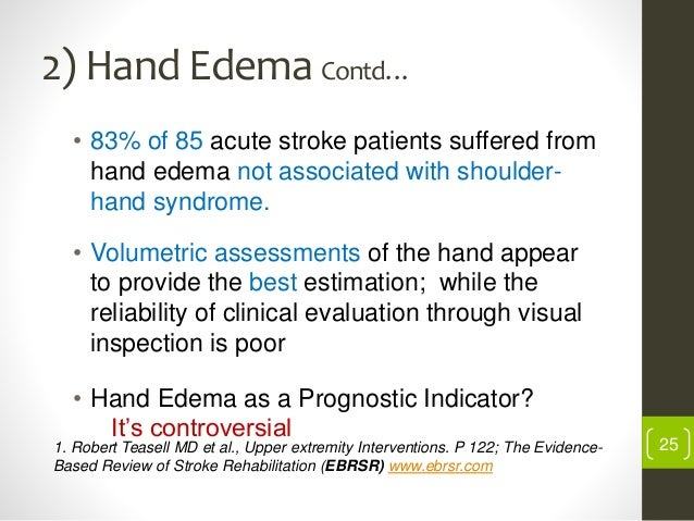 evidence based review of stroke rehabilitation upper extremity interventions