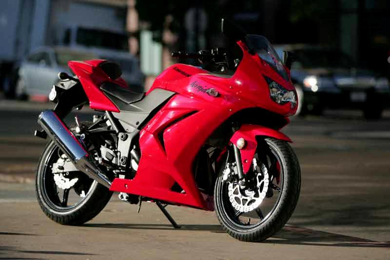 2008 kawasaki ninja 250r review