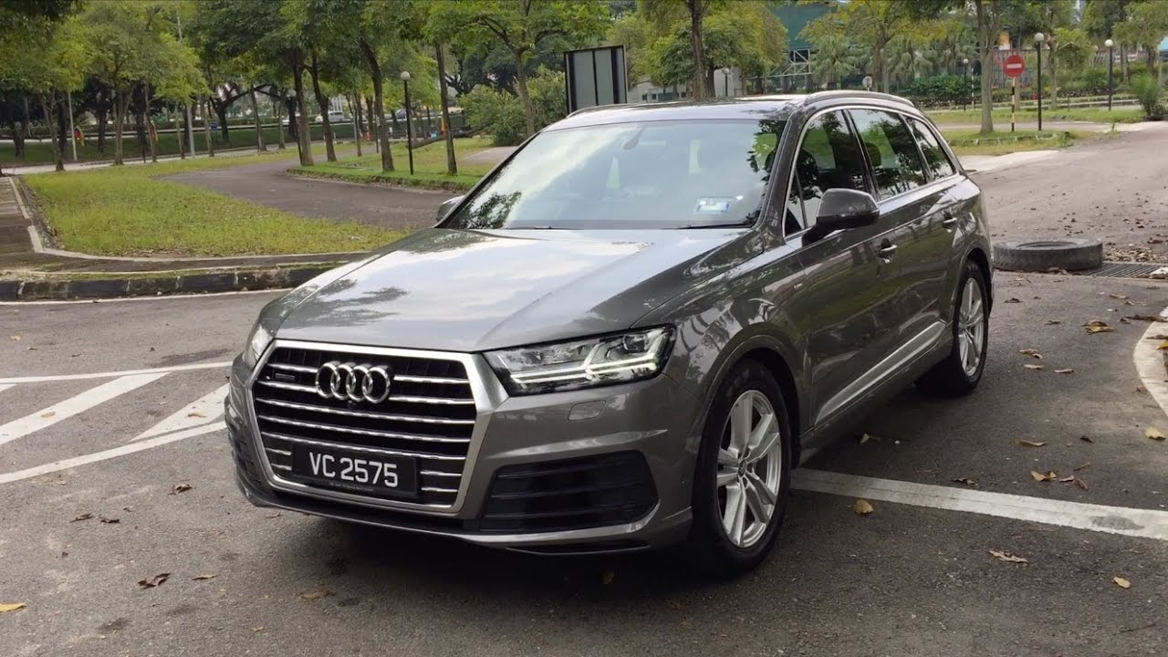 2017 audi q7 review youtube