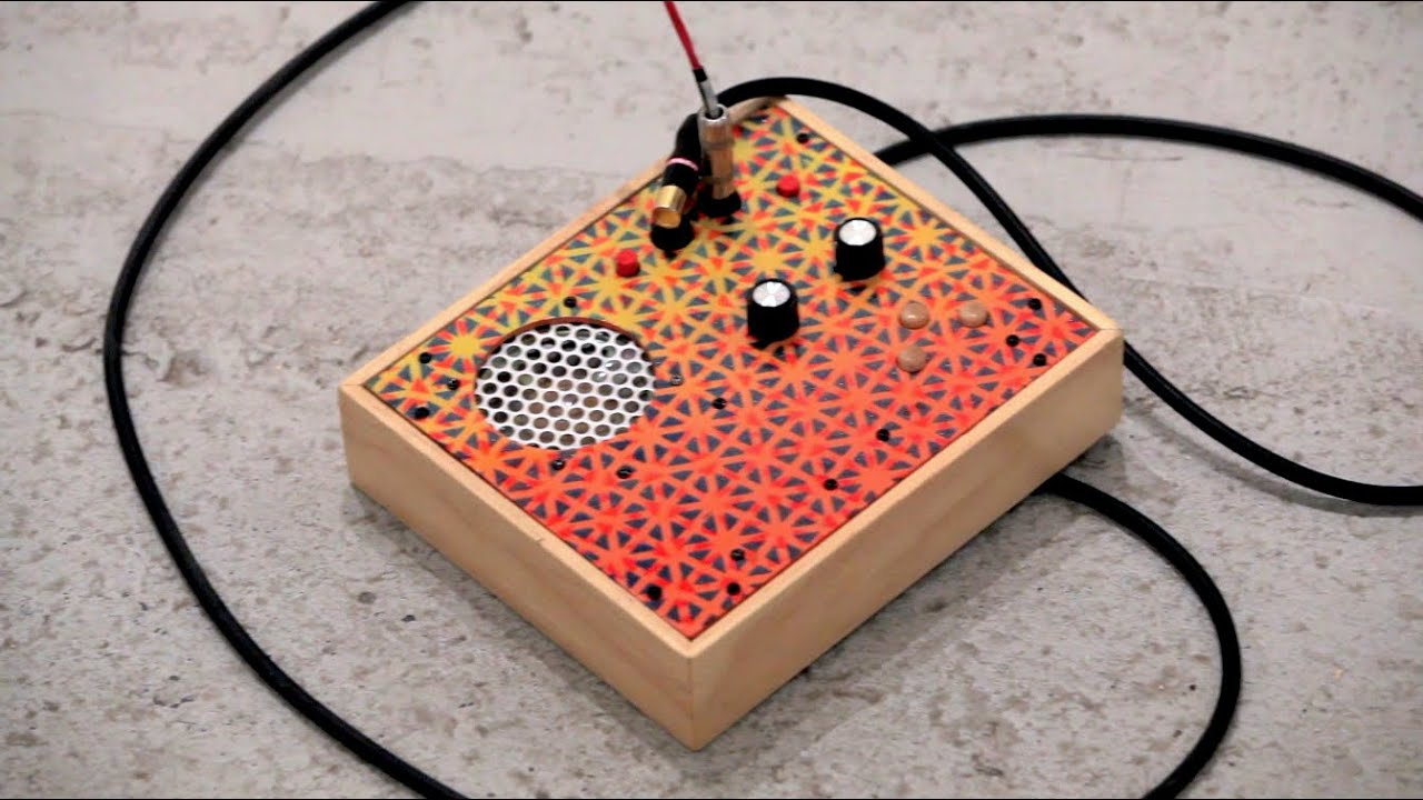 critter and guitari etc review