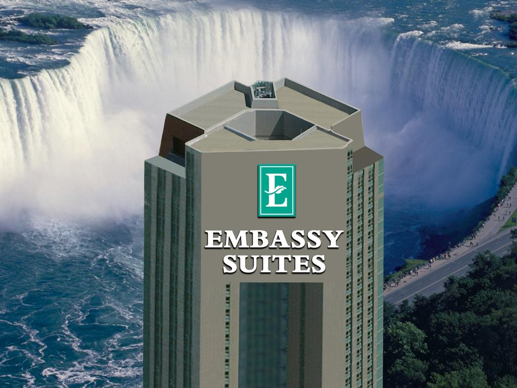 embassy suites hotel niagara falls reviews