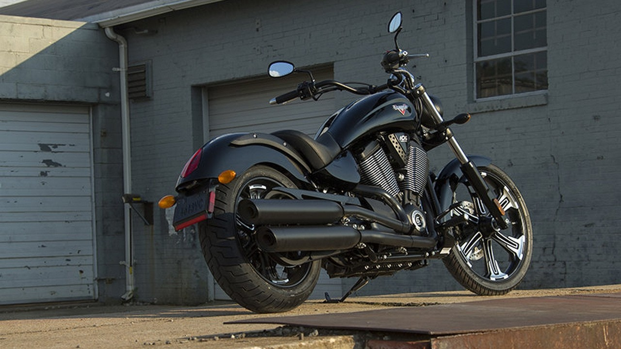 2008 victory vegas 8 ball review
