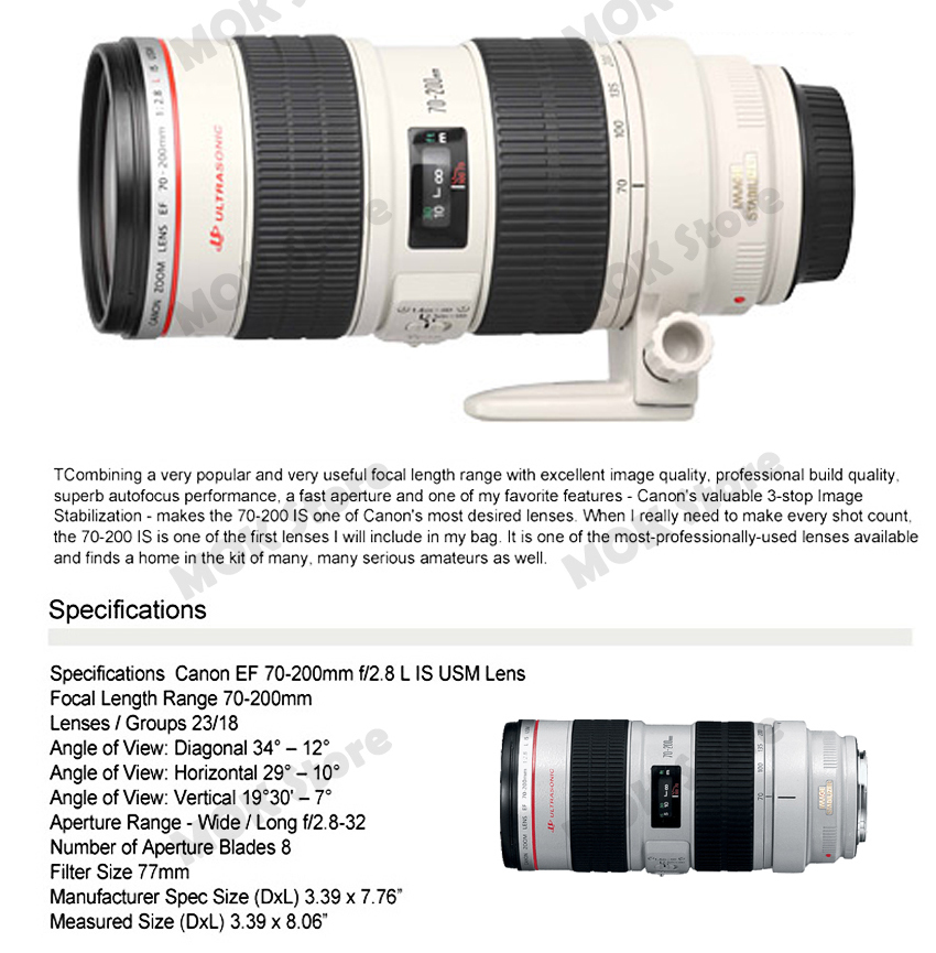 canon 70 200mm 2.8 review