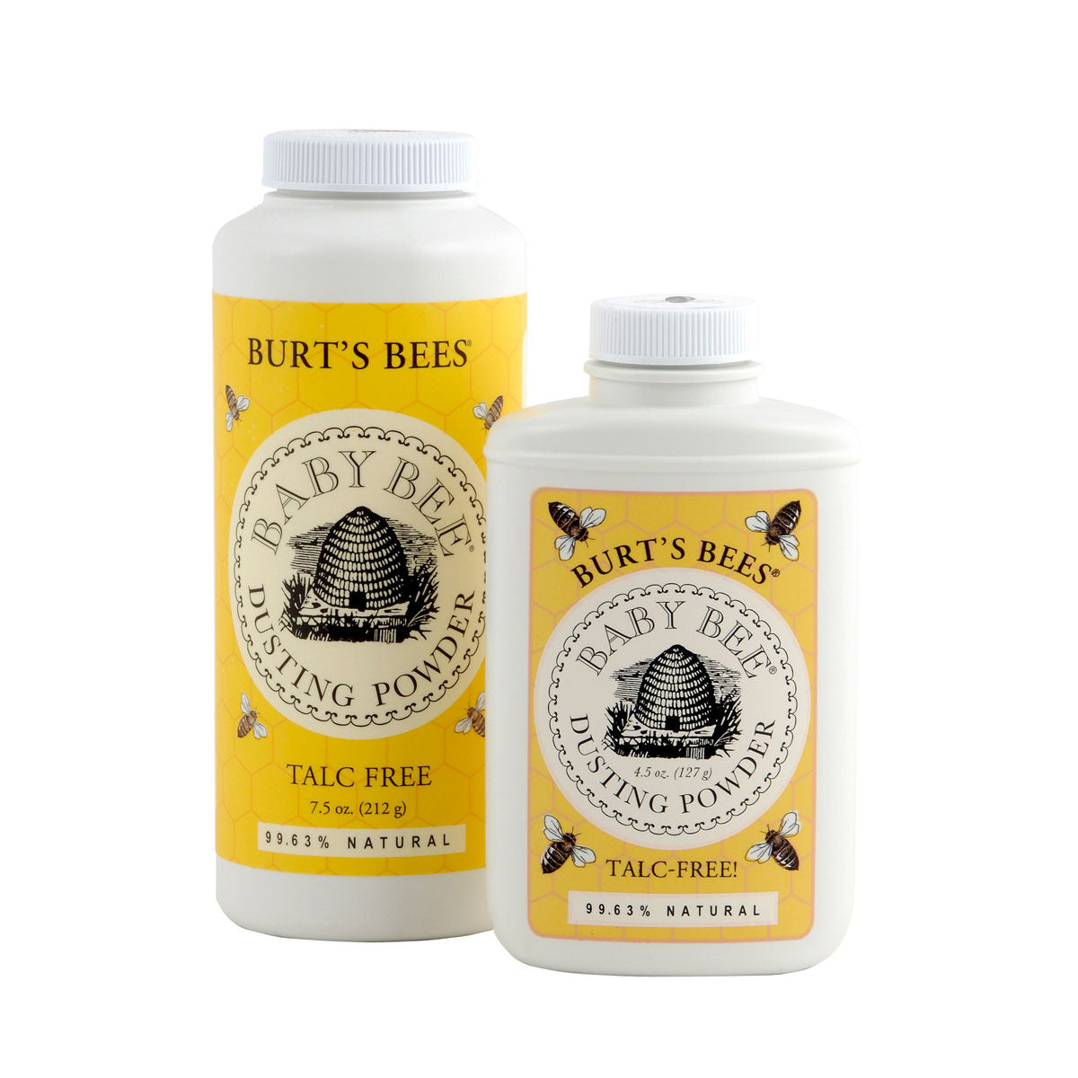baby bee dusting powder review