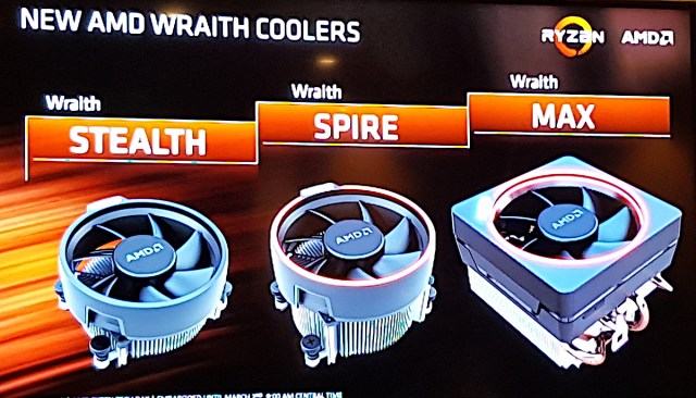 amd wraith stealth cooler review