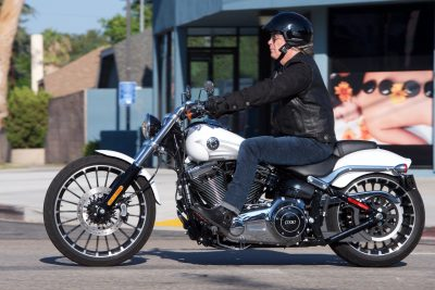 2017 harley davidson breakout review