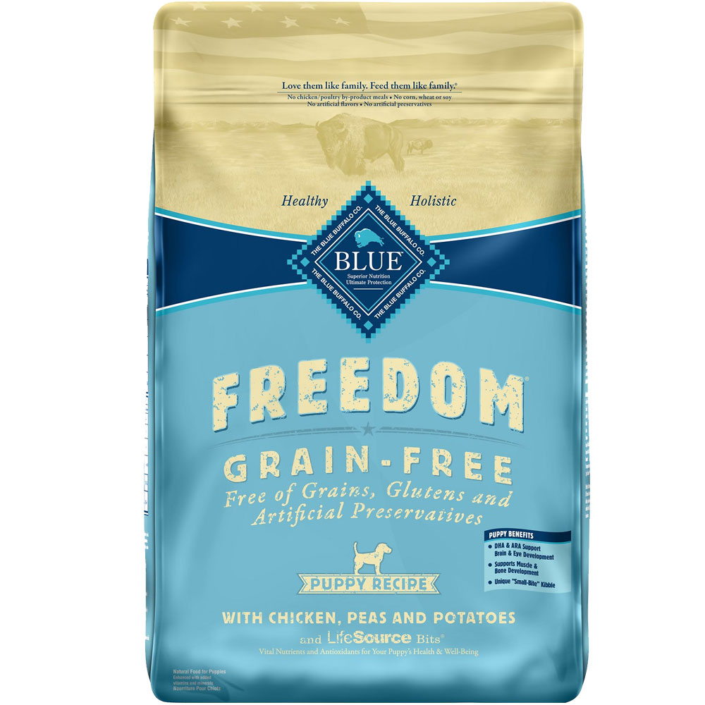 blue buffalo grain free puppy food reviews