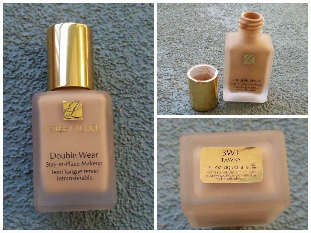 estee lauder double wear foundation tawny review