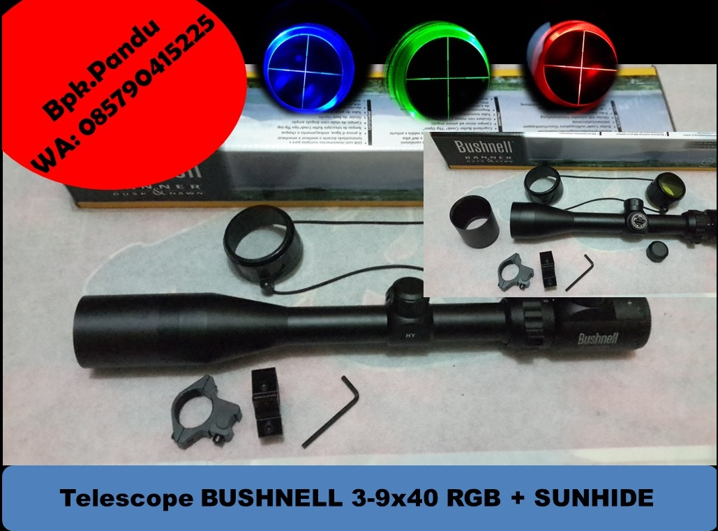 bushnell banner 3 9x50 review