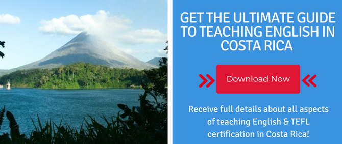 teaching english in costa rica reviews