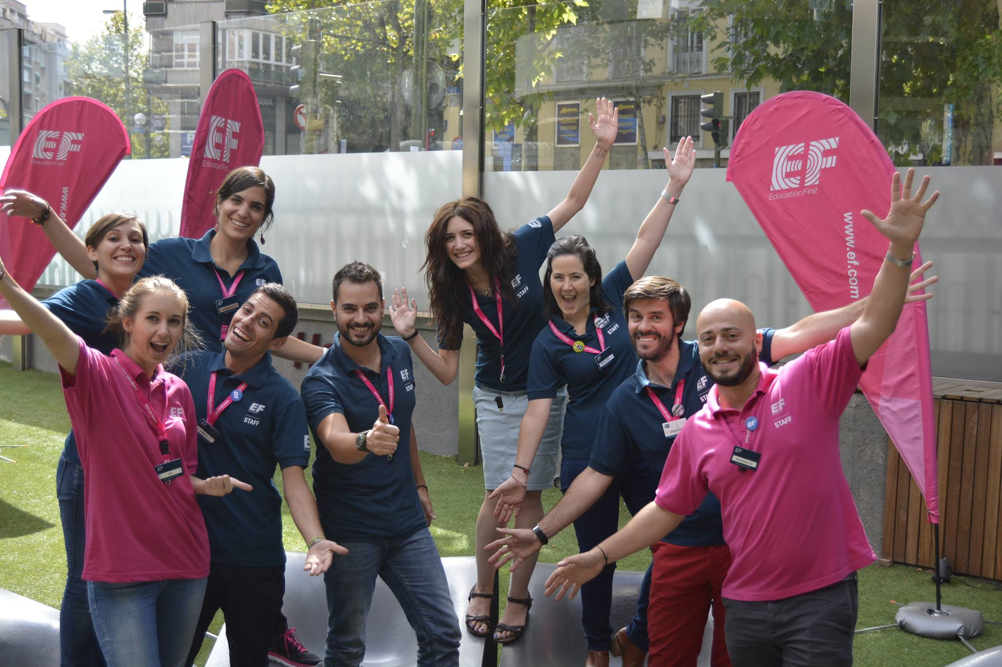 ef education first student reviews