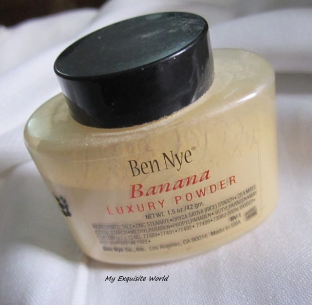 ben nye luxury powder review