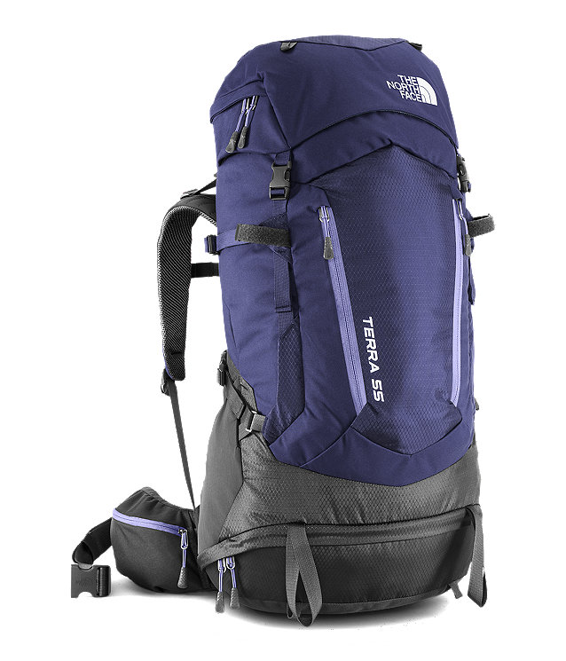 north face terra 55 review
