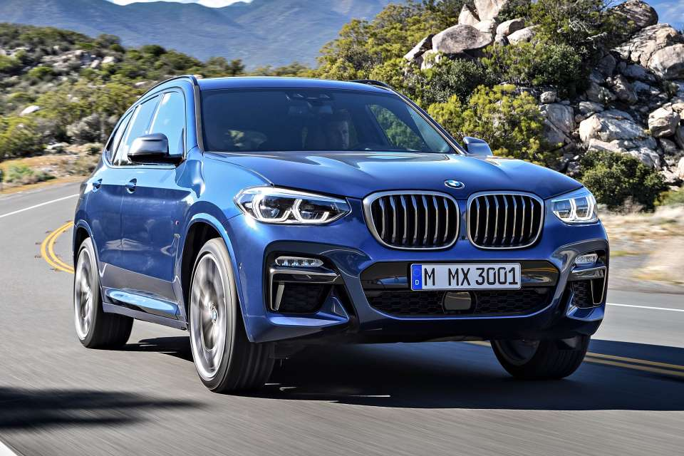 2018 bmw x3 review us news
