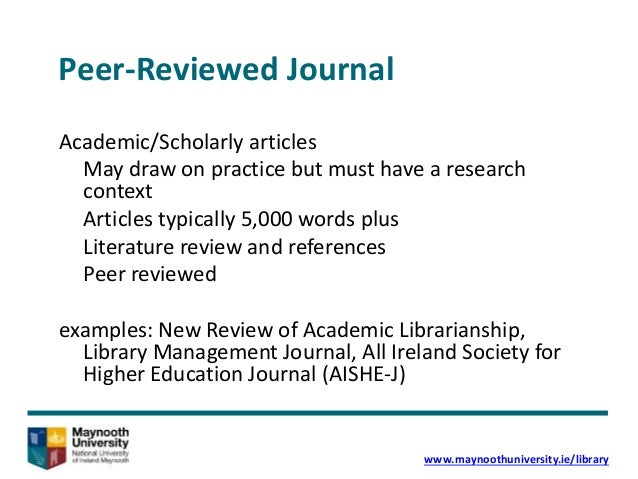difference between peer reviewed and refereed journals