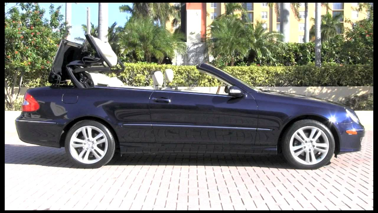 2006 clk 350 convertible reviews