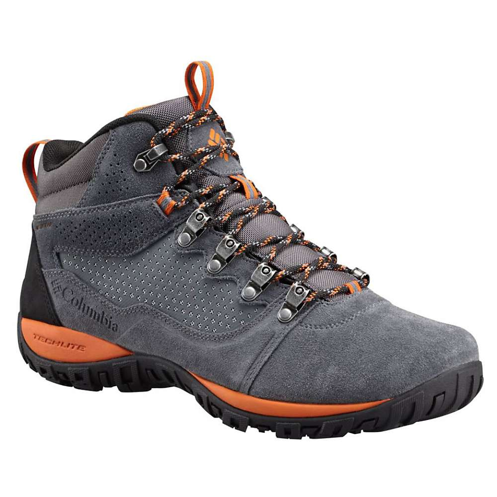 columbia peakfreak venture mid review