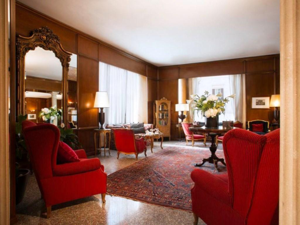 colonna palace hotel rome reviews