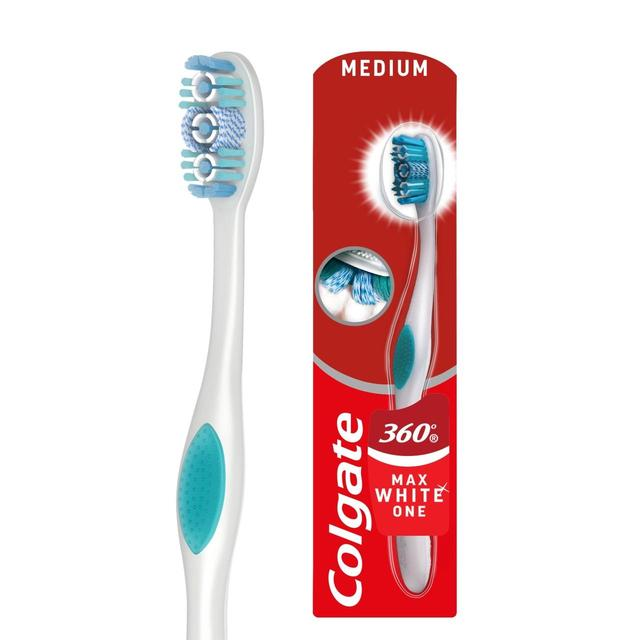 colgate 360 optic white toothbrush review