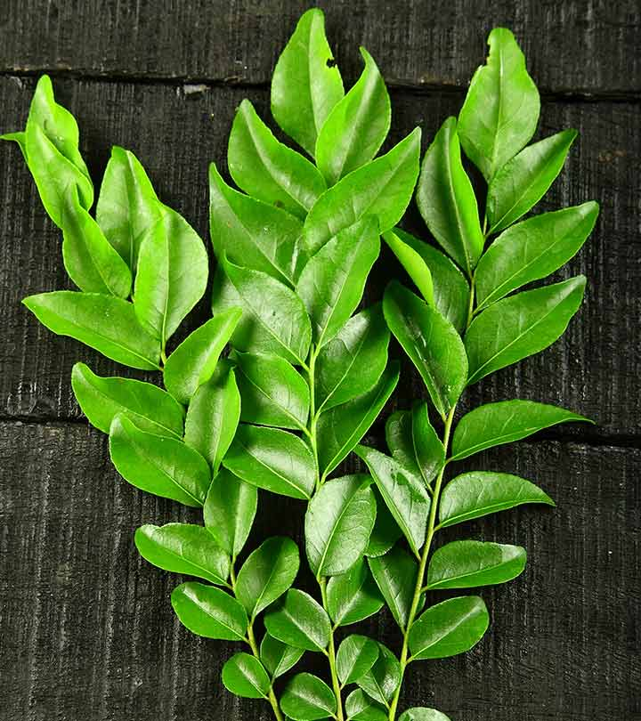 curry leaves for hair reviews