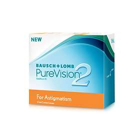 bausch and lomb purevision 2 hd for astigmatism review