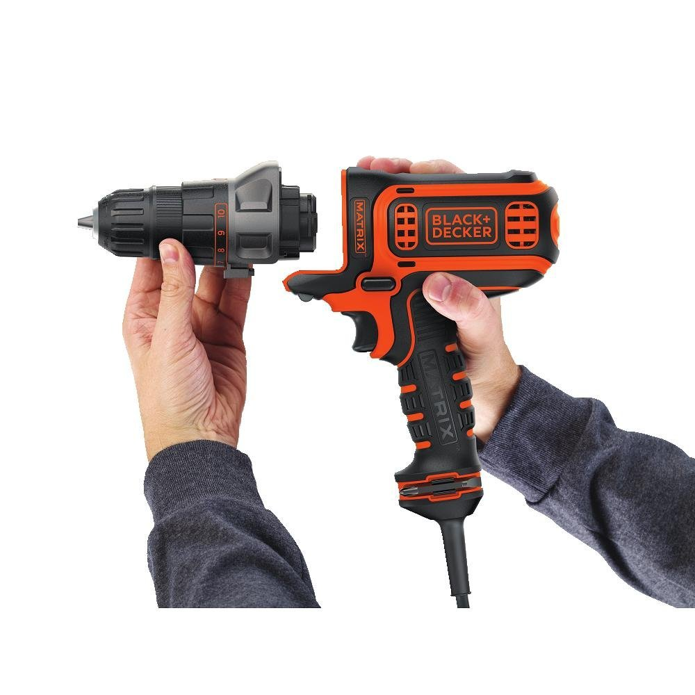 black and decker matrix corded review