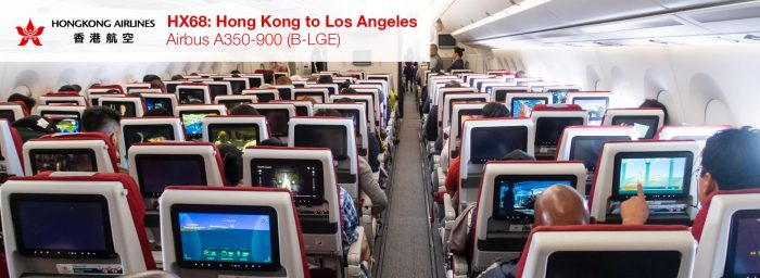 hong kong airlines review economy
