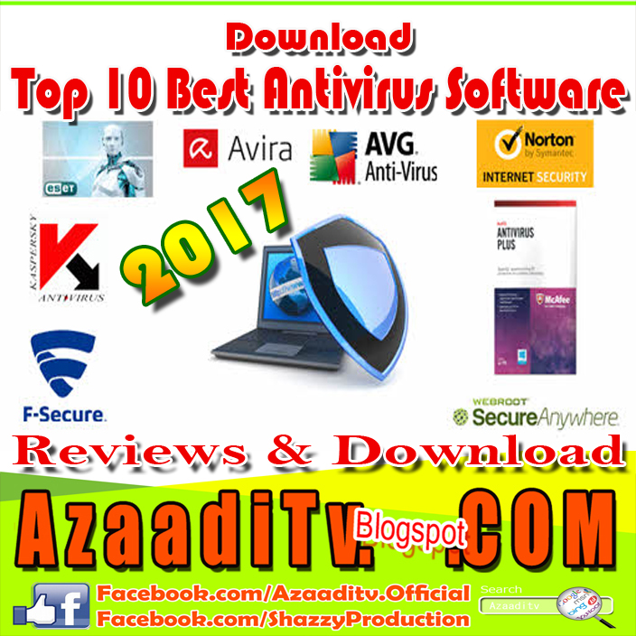 best free antivirus 2017 review
