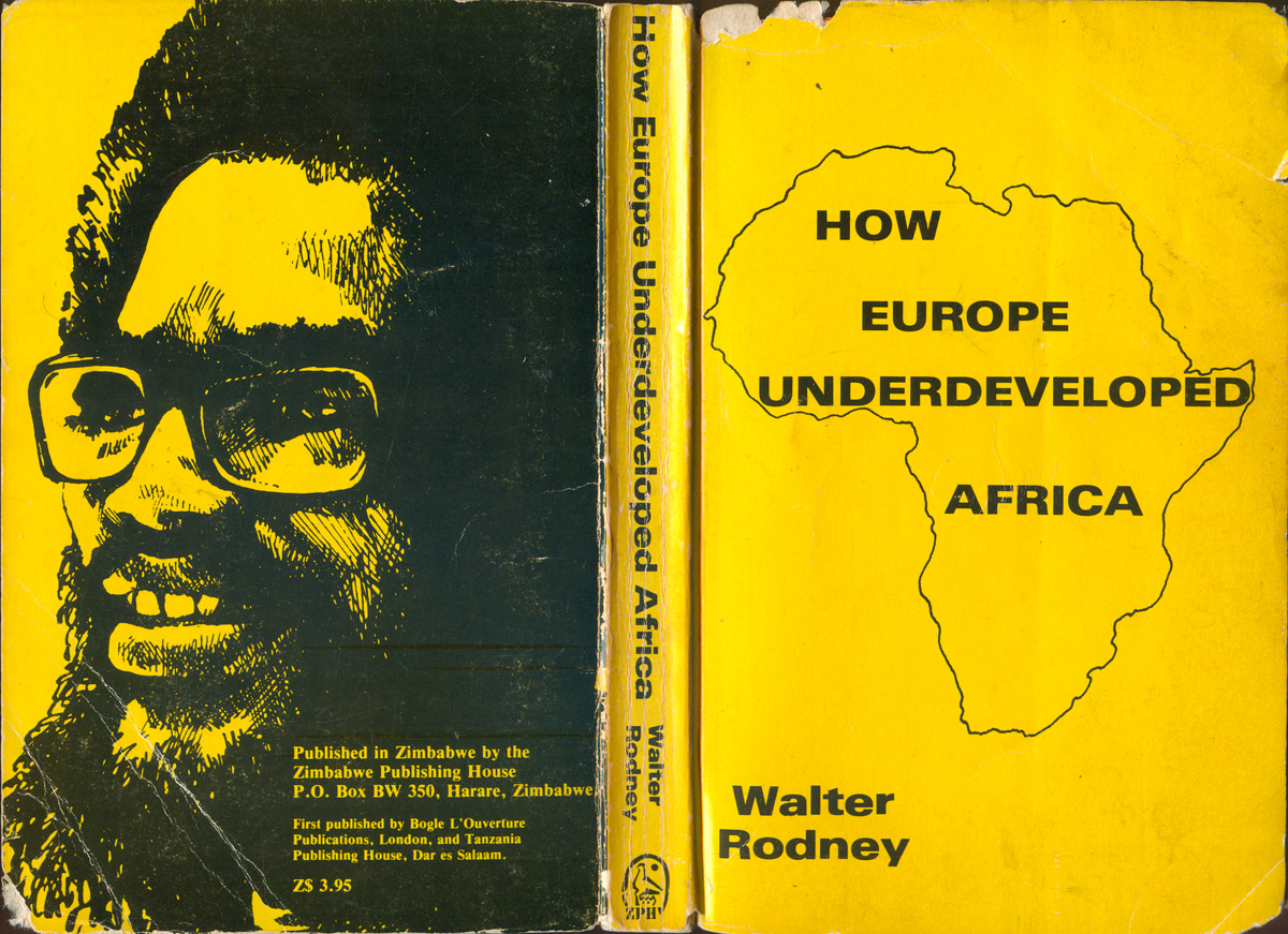 how europe underdeveloped africa book review pdf