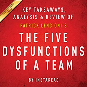 5 dysfunctions of a team review