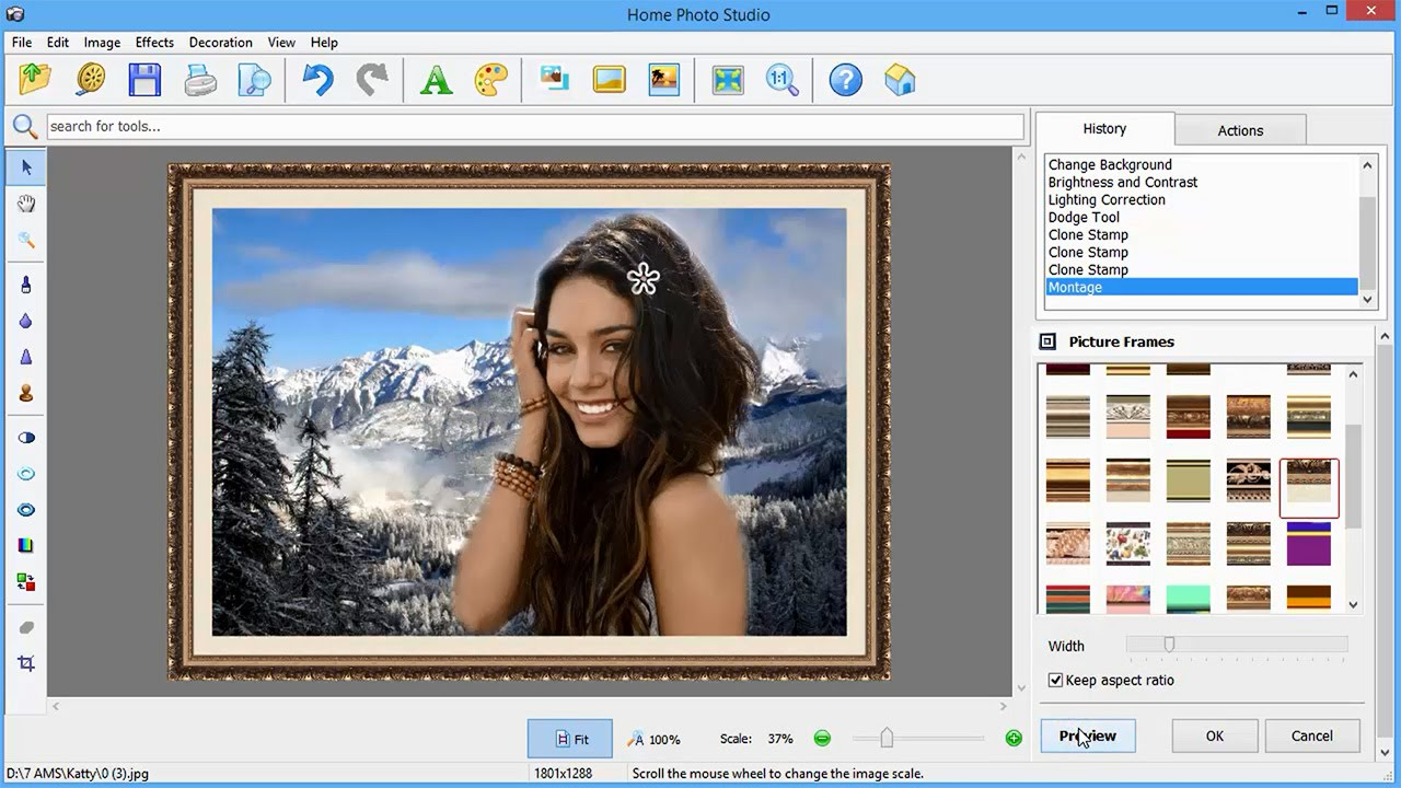 photo editing software reviews for pc