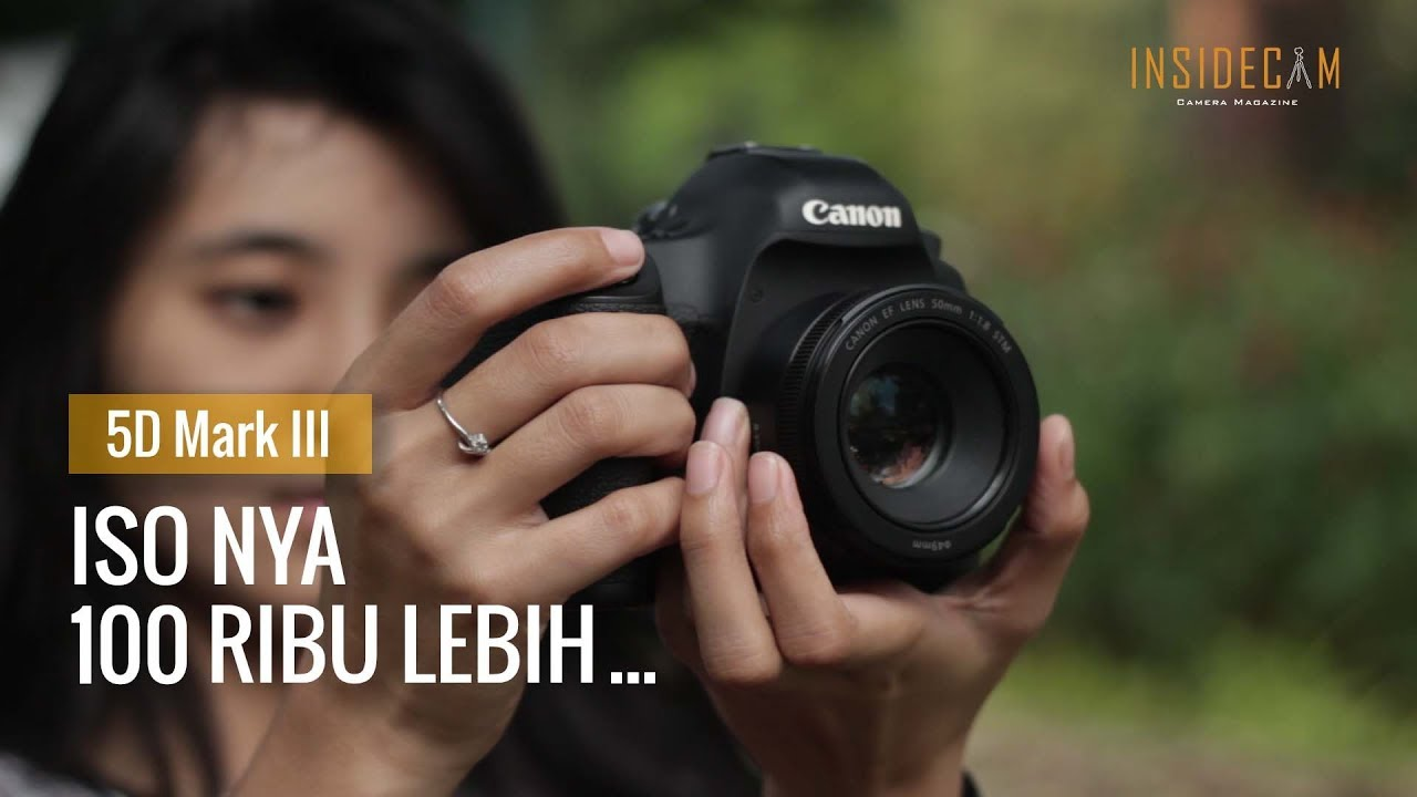 canon 5d mark iii review youtube