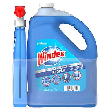 windex auto glass cleaner review