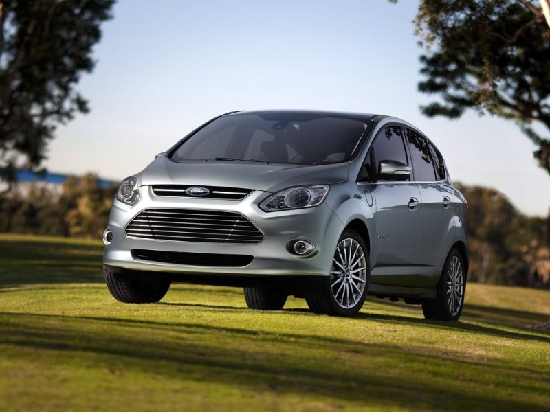ford c max hybrid review