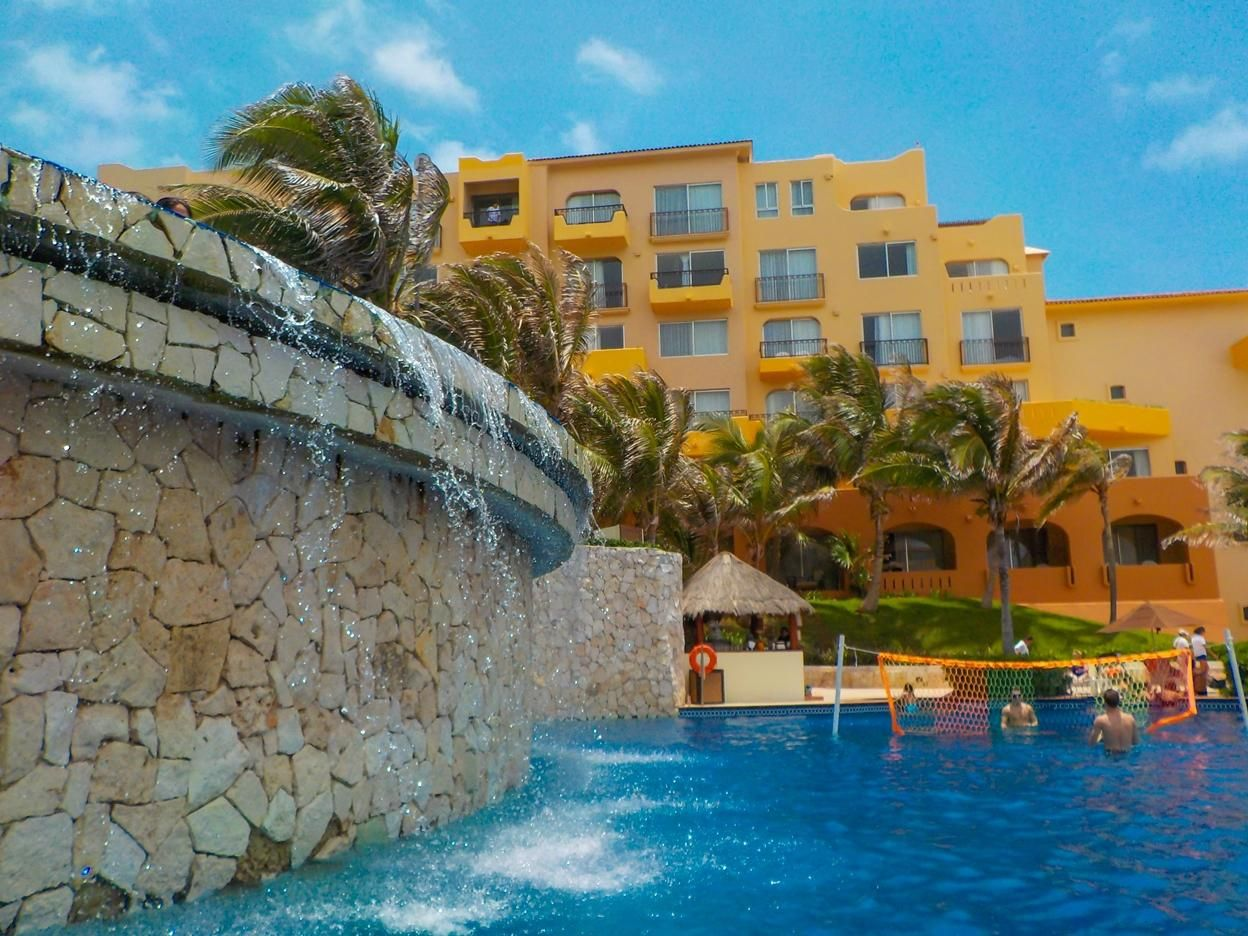 fiesta americana condesa cancun reviews