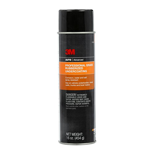 3m professional grade rubberized undercoating review