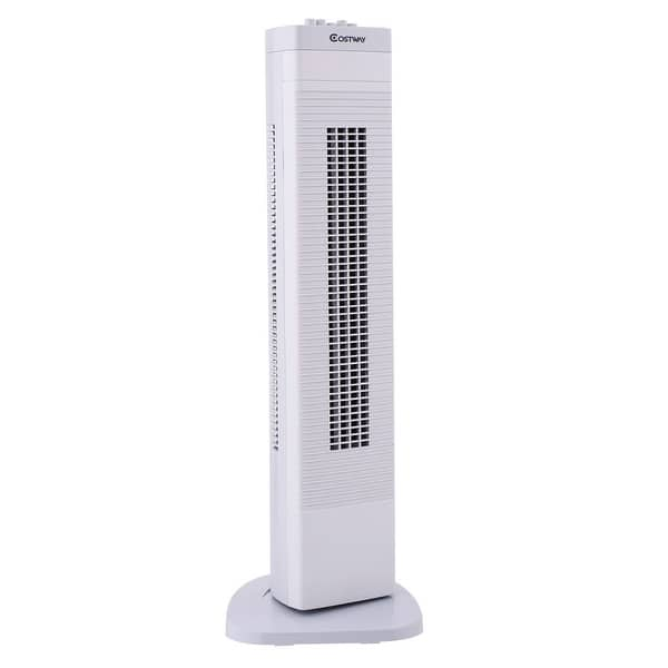 noma 37 oscillating tower fan review