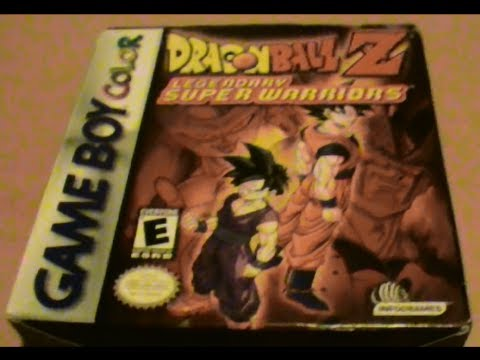 dragon ball z legendary super warriors review