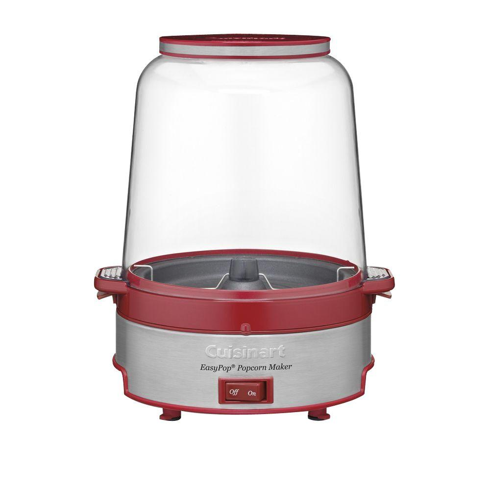 cuisinart professional popcorn maker reviews