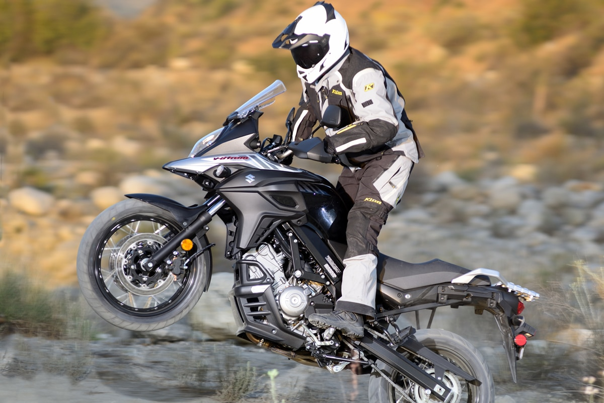 2014 v strom 650 adventure review