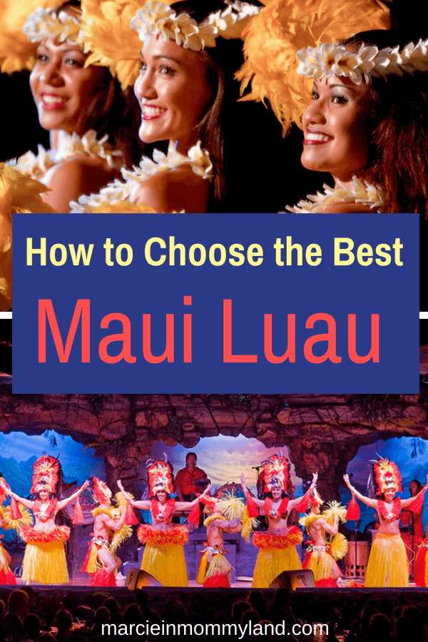 best luau in maui reviews