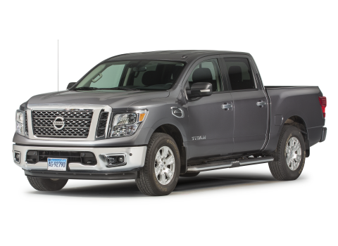 2014 nissan titan consumer reviews