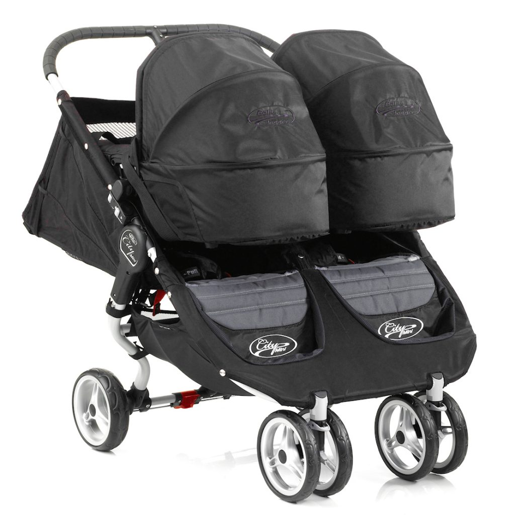 city mini double stroller reviews