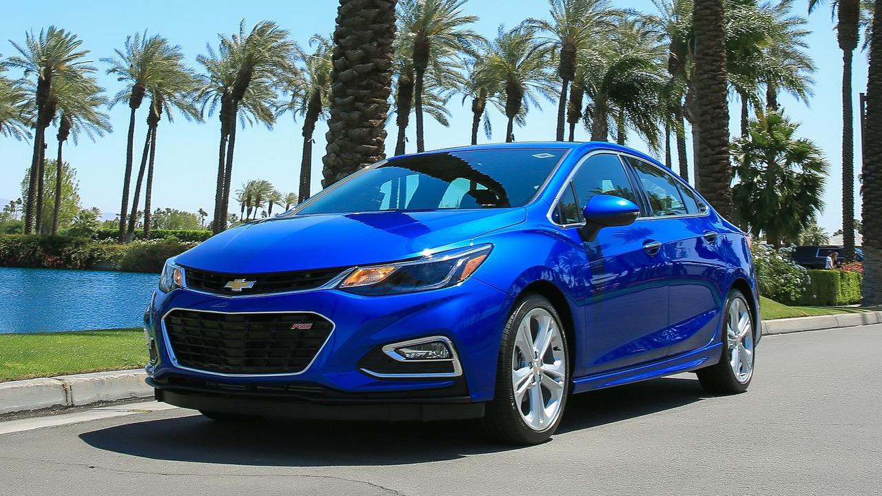 2017 chevy cruze rs review