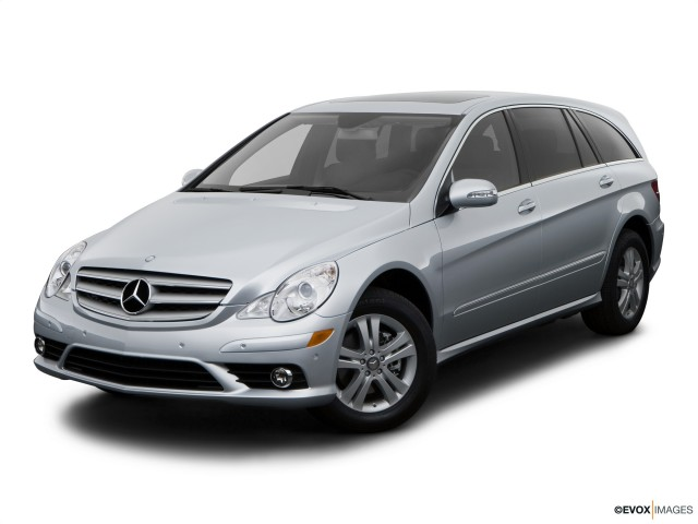 2008 mercedes benz r class reviews