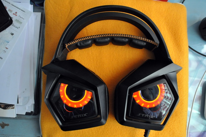 asus strix 7.1 headset review