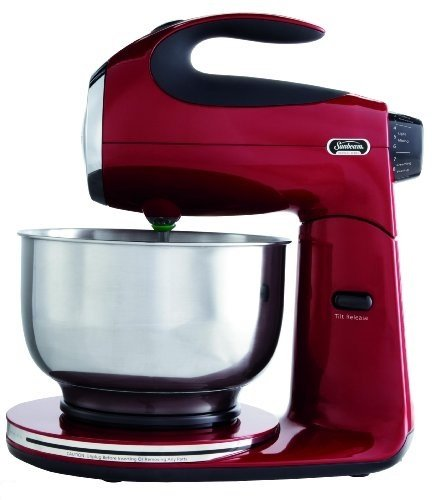 sunbeam diecast stand mixer review