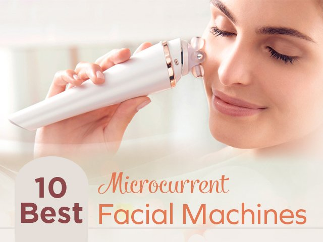 best home microcurrent facial machine reviews